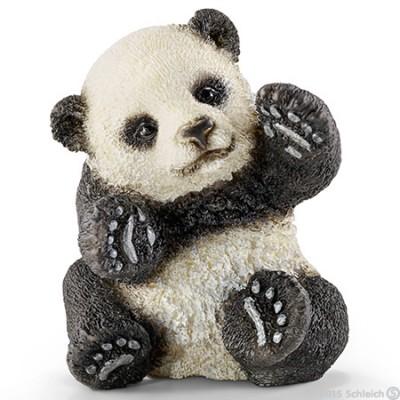 Panda bebe jugando