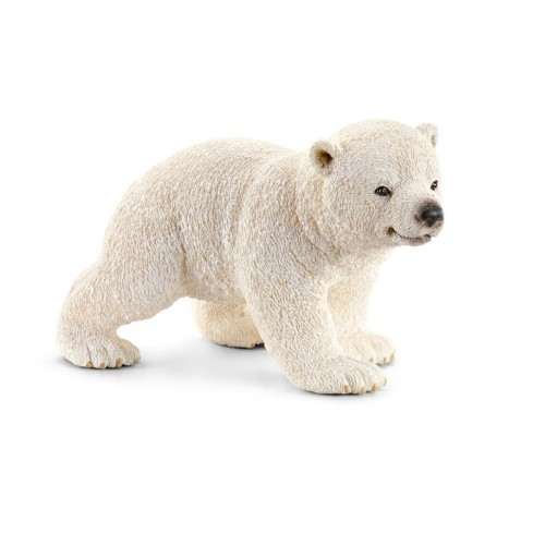 Oso polar bebe disponible en: www.happyeureka.com