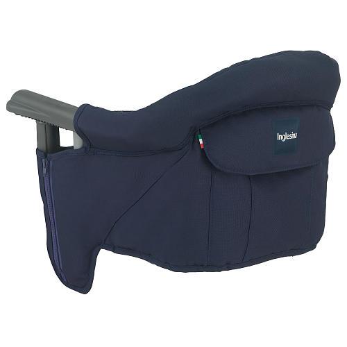 Silla para comedor de niños - Azul disponible en: www.happyeureka.com