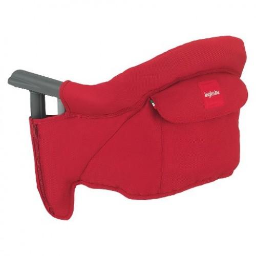 Silla para comedor de niños - Roja disponible en: www.happyeureka.com