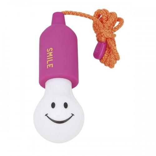 Smile rope lam pink disponible en: www.happyeureka.com